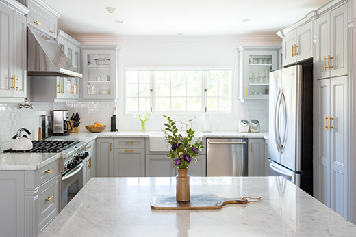 KITCHEN REMODEL | ENCINO | DESIGN BY D.L. RHEIN, PHOTO BY AMY BARTLAM